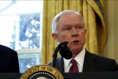 Sessions didn't disclose meeting with...