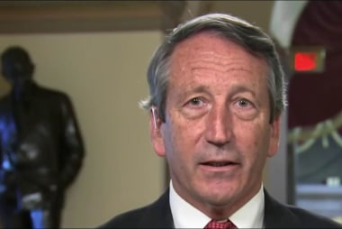 Rep. Sanford: Sessions needs to clarify on...
