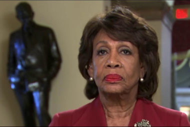 Maxine Waters: Credible investigation will...
