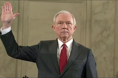 Sessions alleged 'Russia connection