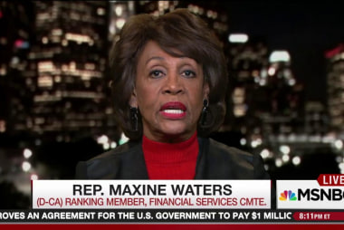 Waters: 'I don't trust the Republicans' in...