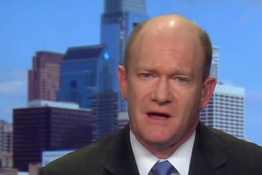 Sen. Coons: Trump has history of spreading...