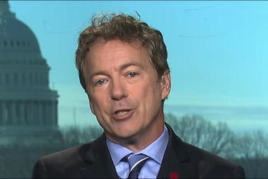 Rand Paul: My plan would legalize freedom,...