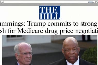 Dem senators on working with POTUS on drug...