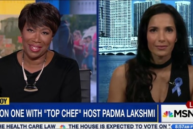 'Top Chef' host talks Trump Resistance