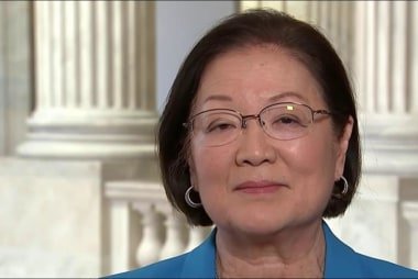 Sen. Hirono: Steve King think he has a ...