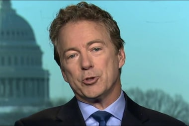 Rand Paul: Not much unity over Ryan's...