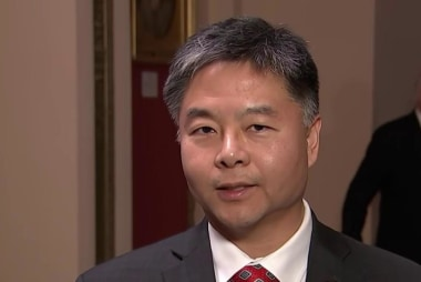 Rep. Lieu: We have a 'ridiculous' president