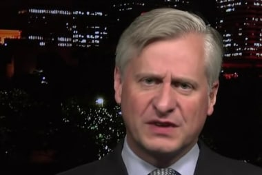 Meacham: People are against govt. until it...