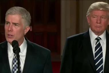 Meet Trump's pick for high court