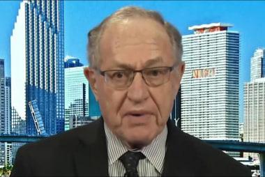 Dershowitz on Comey hearing over Trump's...