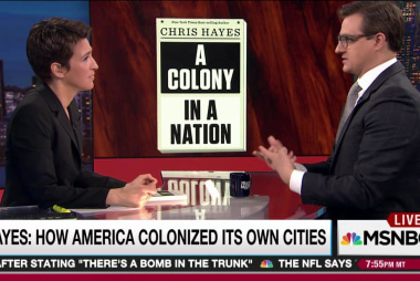 Chris Hayes on the political potency of fear