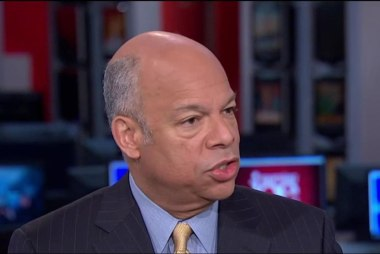 Jeh Johnson: Trump has potential to be a...