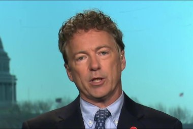 Rand Paul: We are in a pre-negotiation phase