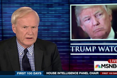 Chris Matthews: This Russian connection...