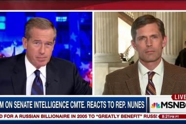 Dem Senator: Why was Trump team talking to...