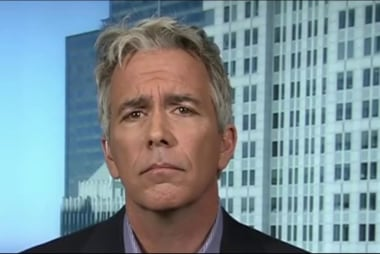Joe Walsh: 'President Trump, this is a bad...