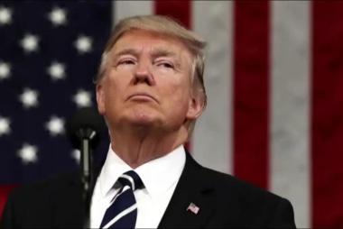 Defiant Trump defends blatant falsehoods...