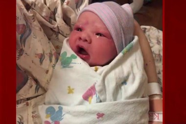 CNBC's Dominic Chu introduces his new baby