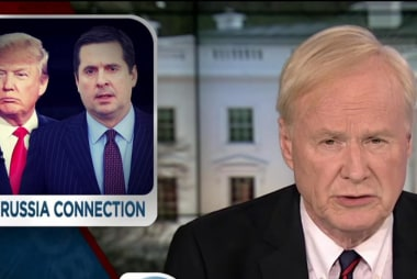 Matthews: It's clear Rep. Nunes' is losing...