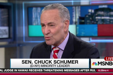 Schumer: 'Art of the Deal is out the window'