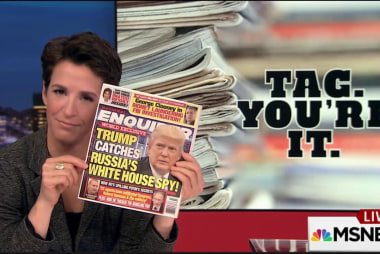 Harsh National Enquirer story ominous for...