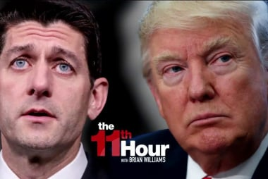 In a colossal defeat, Trump-Ryan health...