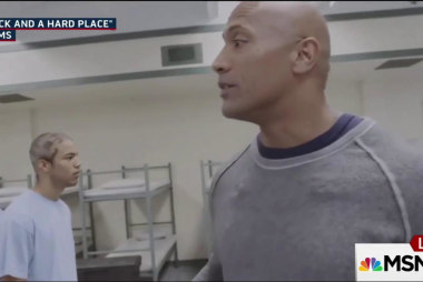 The Rock's new documentary focuses on...