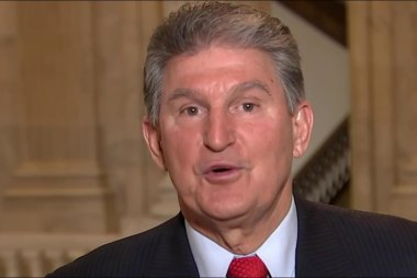 Manchin: I want to protect the 60-vote rule