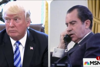The Parallels between Nixon and Trump
