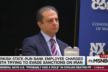 Fired US attorney at nexus of Trump scandals