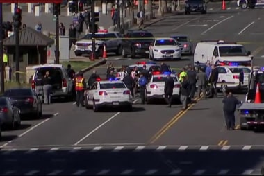 Police: Capitol shooting shows no...