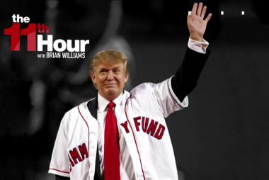 Trump turns down invite to throw out...