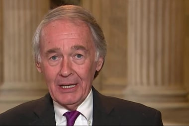 Markey: 'It Actually Smells of a Cover-Up'