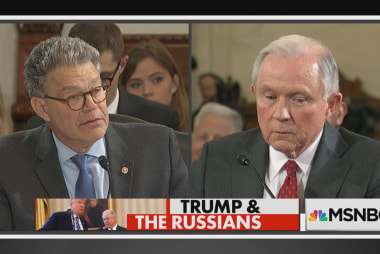 Sen. Franken: AG Sessions 'perjured himself'