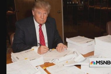 Will Trump release this year's tax return?