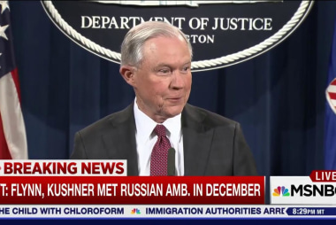 Trump: 'Total' confidence in Sessions ...