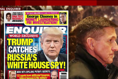 Why the National Enquirer went after...