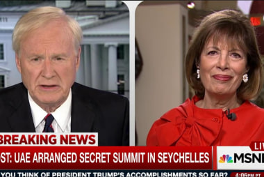 Rep. Speier: Web of relationships bet....