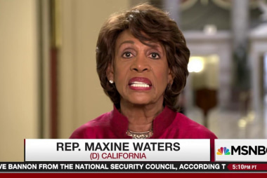 Maxine Waters: 'O'Reilly needs to go to jail'