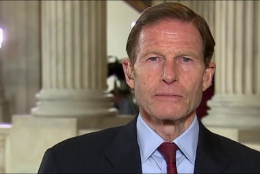 Sen. Blumenthal: Questions about lack of...
