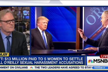 Lawrence to O'Reilly: Dare you to sue me