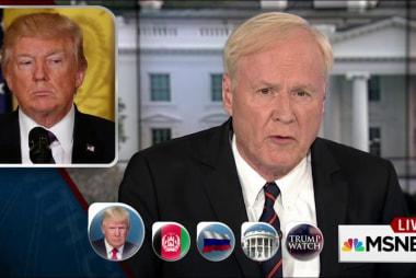 President Trump flip-flops in first 100 days