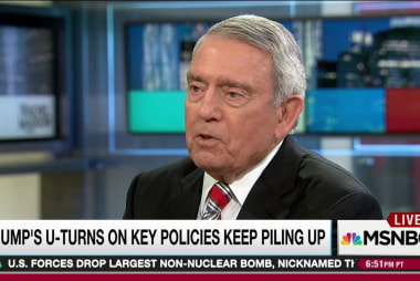 Trump confusion is not evolution: Dan Rather