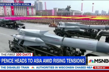 North Korea's show of force takes center...