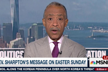 Rev. Sharpton's take on civil rights in...
