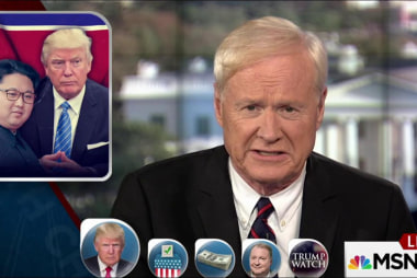 Matthews: North Korea is the new worry of...
