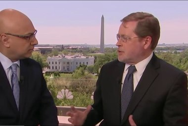 Norquist: Tax Reform Will Be Easier to...