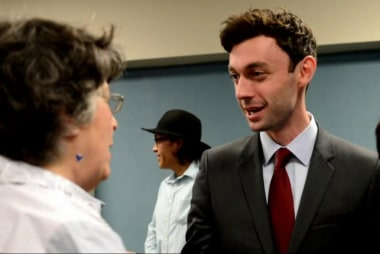 Ossoff: I'm Not Too Young to Represent GA-06