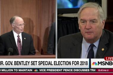 Political favor backfiring on new senator